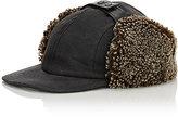 Crown Cap Men's Elmer Fudd Baseball Hat-GREY