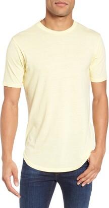 Goodlife Triblend Scallop Crewneck T-Shirt