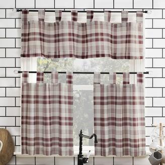 Kitchen Curtains And Valances - ShopStyle