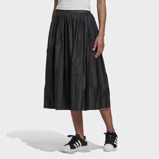adidas Pleated Midi Skirt