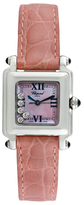 Chopard Vintage Happy Sport Square Stainless Steel & Diamond Watch, 31mm x 23mm