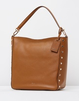 DKNY Top Zip Hobo Bag