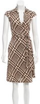 Diane von Furstenberg Griffith Wrap Dress