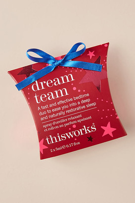 thisworks® This Works Dream Team Gift Set By This Works in Red