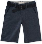 Calvin Klein Micro Stripe Shorts, Big Boys (8-20)