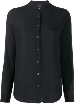 Aspesi round neck blouse