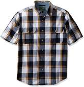 Woolrich Men's Midway Yarn Dye Modern Fit Shirt