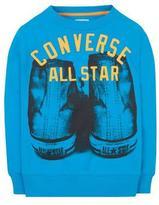 Converse Knockout Crew Shirt