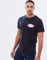 DC Mens Fueller Short Sleeve T Shirt