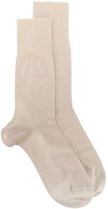 Falke Airport fine-knit socks