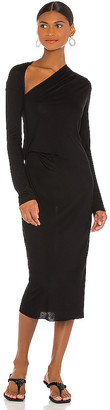 Helmut Lang Jersey Dress