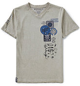 Buffalo David Bitton Big Boys 8-20 Taot Short-Sleeve Tee