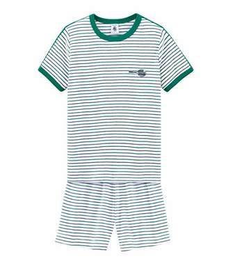 Petit Bateau Boys' Brice Pyjama Sets