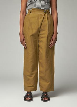 Mara Hoffman Women's Almeria Pant in Olive Size 4