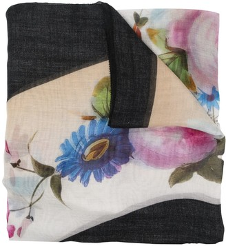 Faliero Sarti Ricky floral scarf