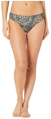 Johnny Was Spezia Hipster Bottoms (Multi) Women's Casual Pants