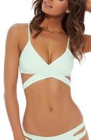 L-Space Women's L Space Chloe Wrap Bikini Top