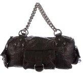 Thomas Wylde Distressed Leather Handle Bag