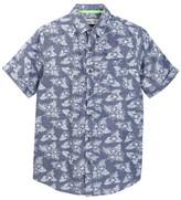 Sovereign Code Gregor Floral Shirt (Big Boys)