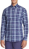 Tailorbyrd Lake Ontario Plaid Classic Fit Button-Down Shirt