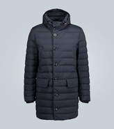 Moncler Down-filled hooded puffer coat