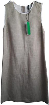 Benetton Beige Linen Dresses