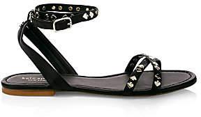 Kate Spade Women's Liz Spade Stud Strappy Sandals