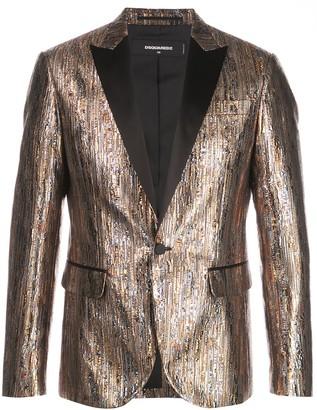 DSQUARED2 single-breasted blazer
