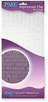 P.M.E. Brick Design Impression Mat