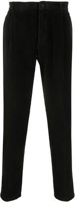 Dolce & Gabbana Corduroy Straight-Leg Trousers
