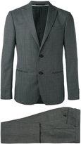 Z Zegna formal suit - men - Cupro/Wool - 48