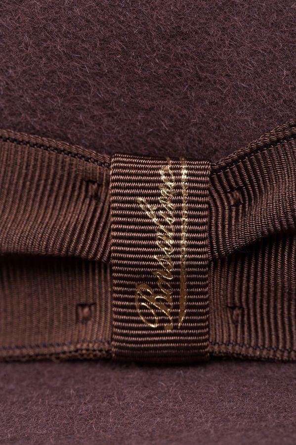 Borsalino Felt Hat With Medium Brim