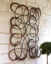 Horchow Mingling Circles Wall Decor