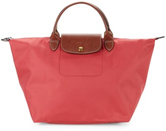 Longchamp Le Pliage Original Nylon Top Handle Bag
