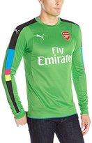 Puma Men's Afc Gk Shirt Ls with Epl Sponsor
