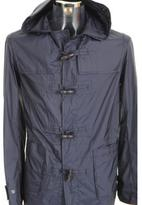 Gloverall Lightweight Duffle Jacket Navy