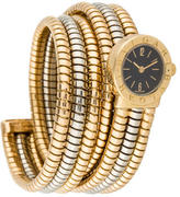 Bvlgari 18K Two-Tone Serpenti Watch