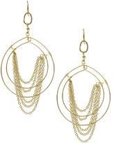 Wire & Chain Earrings