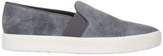 Vince Blair Suede Slip-On Sneakers