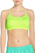 New Balance Women's 'Tenderly Obsessive' Molded Padded Racerback Sports Bra