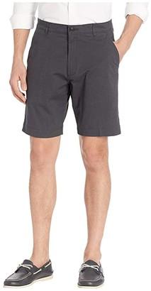 Dockers Straight Fit Dura Flex Lite Shorts (Cosgrove Black Pattern) Men's Shorts