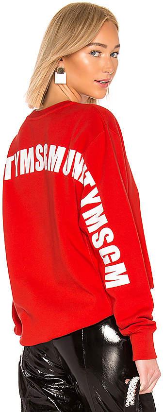 MSGM Identity Sweatshirt