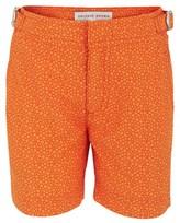 Orlebar Brown Orange Print Russel Swimshorts