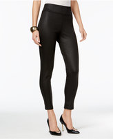 Thalia Sodi Coated Jeggings, Only at Macy's