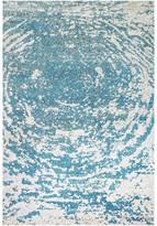 Blue Area Dynamic Rugs ZODIAC 6627-510 Aqua Rug, 5.3'x7.7'