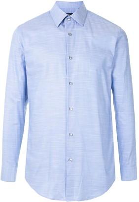 HUGO BOSS Regular Fit Long-Sleeved Shirt