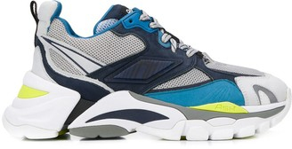 Ash Flex Combo contrast panel sneakers
