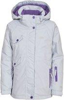 Trespass Childrens Girls Verla Waterproof Ski Jacket