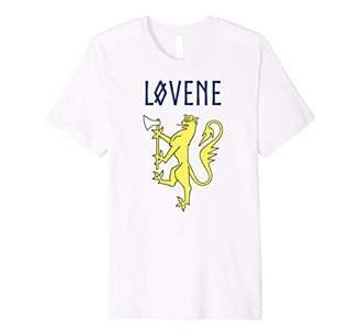 Norway Pride The Lions Shirt Norwegian Football Jersey Gift Premium T-Shirt