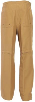 Lanvin Zip On Knee Detail Pants
